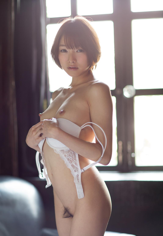 涼川絢音 Eカップ 手足の長い色白ロリ顔で美少女な着エロアイドルAV女優画像 107枚 No.83