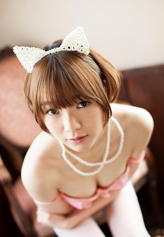 涼川絢音 Eカップ 手足の長い色白ロリ顔で美少女な着エロアイドルAV女優画像 107枚 No.100