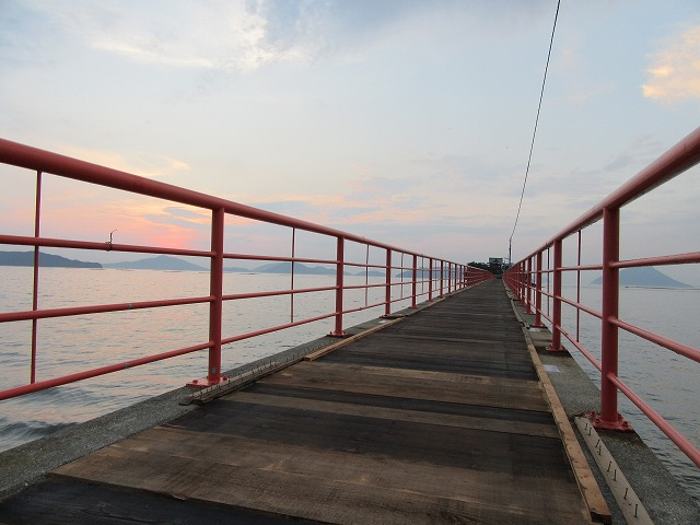 津嶋さんの橋 27.7.28