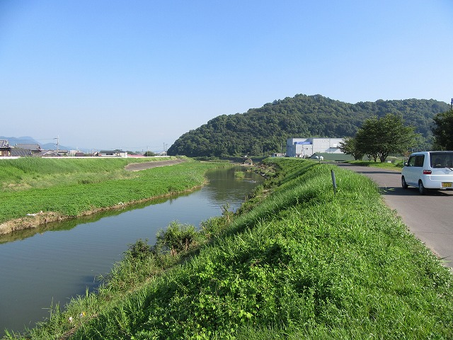 カワガキ見っつけ 高瀬川 27.7.31