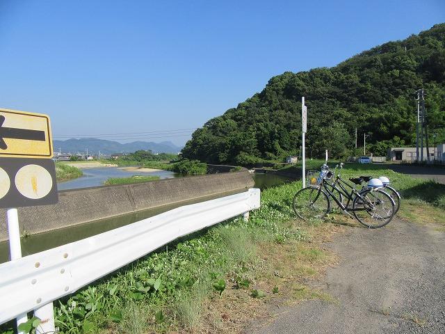 自転車きちんと停めて 27.7.31