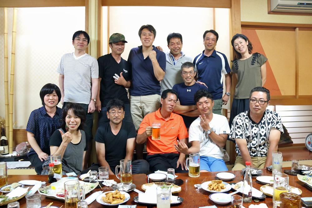 成人式 同級会 同窓会 終戦記念日 夏 村上
