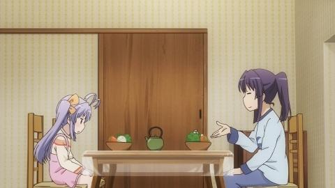 のんのんびより(2) #3 連休中にやる気を出した アニメ実況 感想 評判 画像 反応