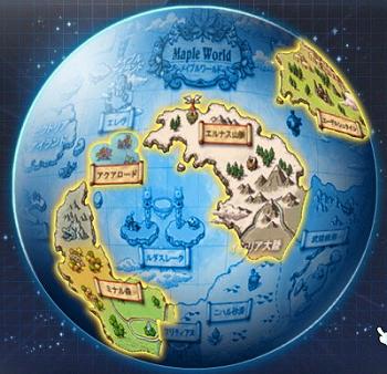 魔法地図2
