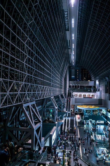 京都駅 (1)