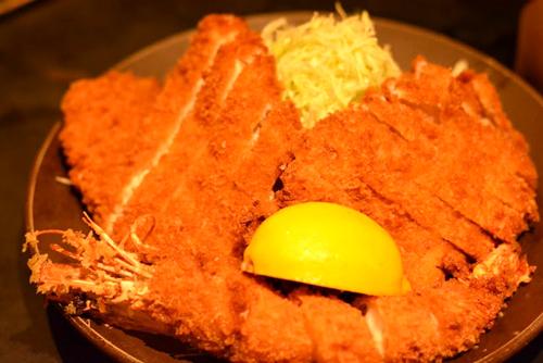 【名古屋_ご飯】味噌カツ (1)