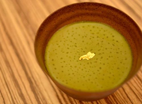 【名古屋_ケーキ】アヴァロン「西尾の抹茶プリン」