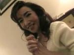 他人の妻たち : 【無修正】立花満子 蜜汁を子宮内から溢れ出させて発情中の熟女に中出し!!!