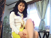となりのおくさま:【無修正】チンポ大好き女社長48歳! 安藤貴子