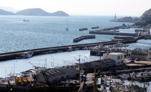 5下津井港