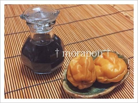 150807 山芋豆腐と梅醤油-1