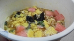 日清食品「チキンラーメンビッグカップ かに玉風」