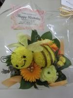 ミツバチのお花~♪