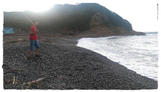 和歌山の海岸