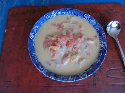 トマトスープ2
