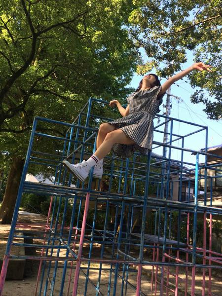 公園楽しいねwww0725