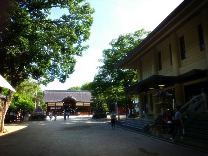 藤森神社07252015