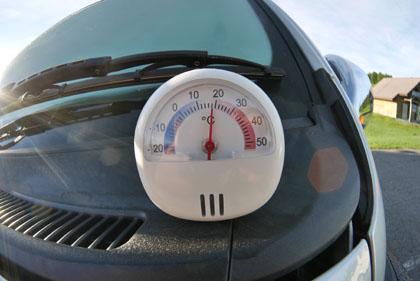 110気温18℃