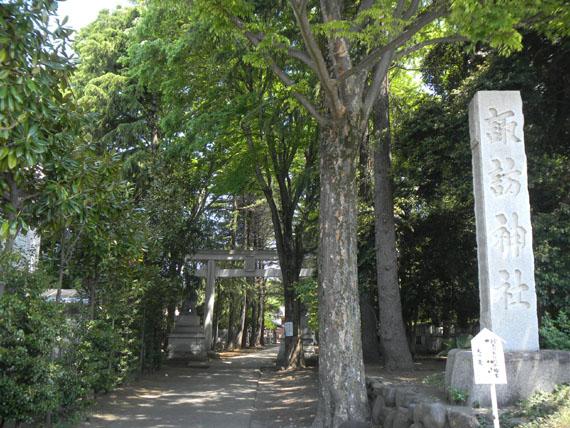 諏訪神社(立川)01