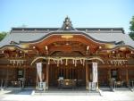 諏訪神社(立川)15