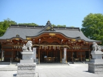 諏訪神社(立川)14