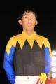 表彰式:楢崎騎手 2_1