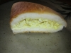 とうもろこしパン(クリームチーズ)