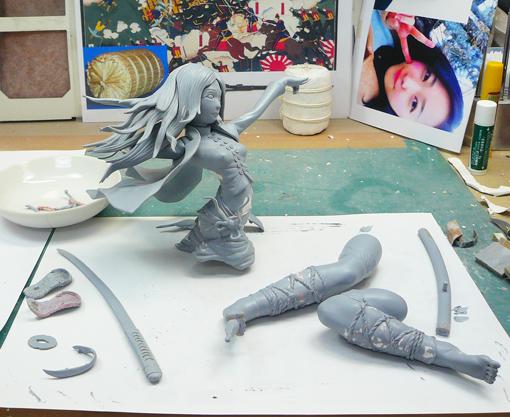 霧子&勇作3