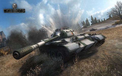 基本プレイ無料のミリタリーシューティングオンラインゲーム 『World Of Tanks(ワールド・オブ・タンクス)』