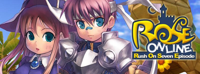 基本プレイ無料のファンタジーMMORPG 『ローズオンライン』