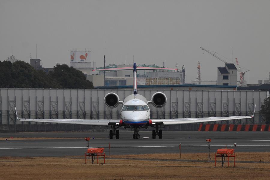 IBX CRJ-700 / IBX55 (JA08RJ)@スカイランドHARADA