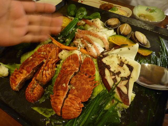 種子島 海鮮・野菜蒸し