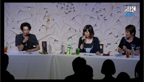 《出演:津田健次郎・名塚佳織》「KR 生中K!」生中継