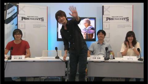 「メビウス ファイナルファンタジー 中の方お呼びしちゃったSP!!ゲスト:島﨑信長さん」第5回