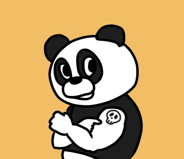 紹介タトゥーパンダ