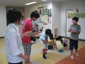 けん玉教室01