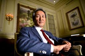 charity donations made by Chung Mong-Joon the South Korean running for FIFA president