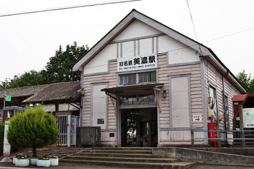 IMG_4070 旧名鉄 美濃駅