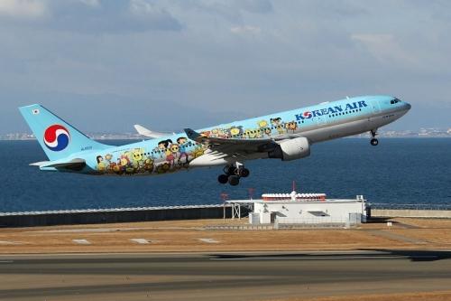 大韓航空a330 特別塗装機-1