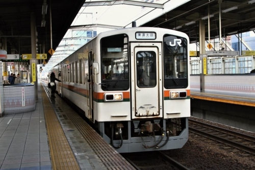 2015 高山本線 乗り鉄 その1-1