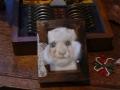ナンフェア 羊毛フェルトの額縁羊