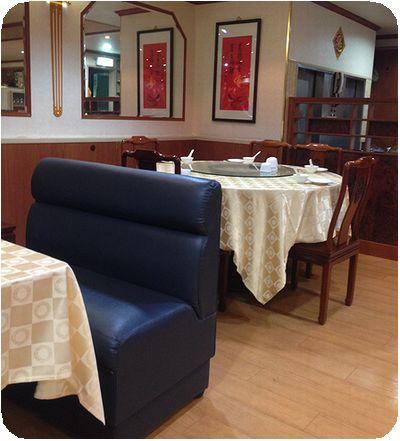 樺慶川菜餐廳店内