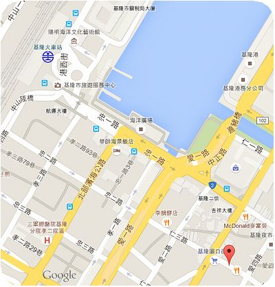 花枝焿・大麺炒地図
