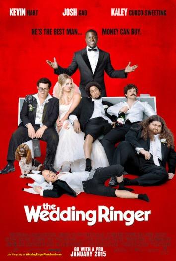 Wedding RInger Poster