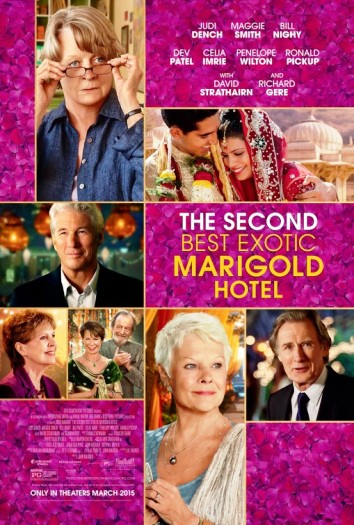 Second Marigold Poster