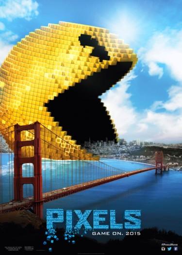 Pixels Poster