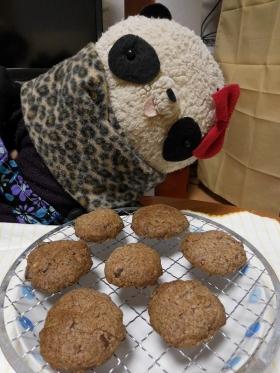 クッキー焼いたよ