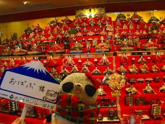 サンバレー富士見のお雛様