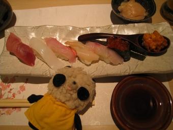 山正のお寿司