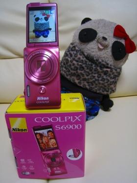 COOLPIX S6900